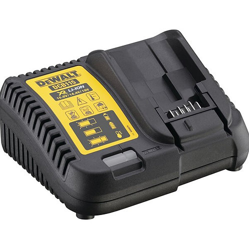 10.8V - 18V XR Li-Ion Multi Voltage Battery Charger (4A Charge Rate)