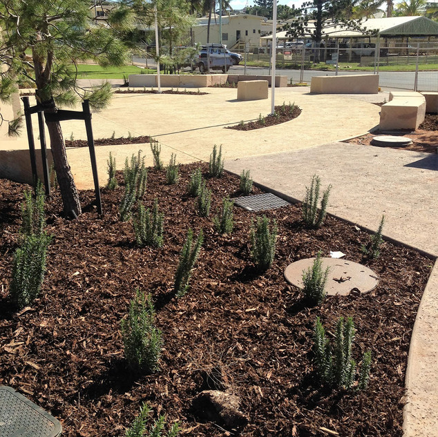 Centenary of ANZAC Foreshore Development