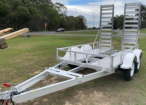 3.5T Aluminium Excavator Trailer
