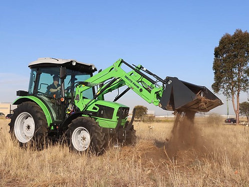 Deutz Fahr 4E Series