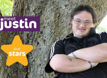 Customer Profile - Meet Justin
