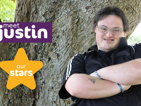 Customer Profile - Meet Justin