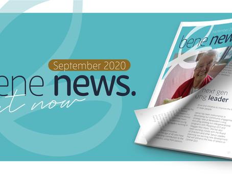 Bene News - September 2020