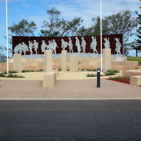 Centenary of ANZAC Foreshore Development