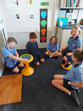 St Joseph's Catholic Primary School Barcaldine Opti Minds