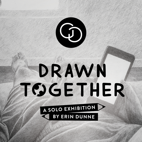 Drawn Together Exhibition Opening