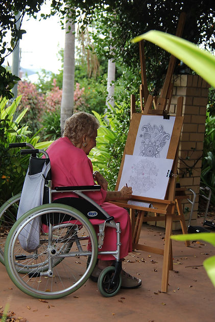 art aged care rockhampton