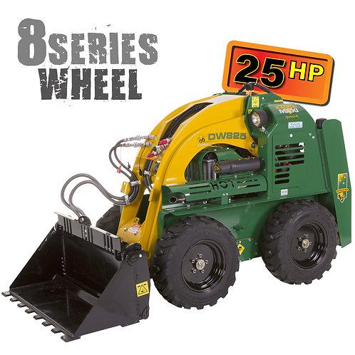 Kanga 8 Series Wheel Mini Loader