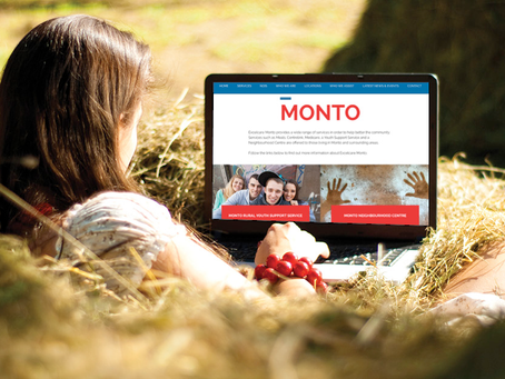 Monto Is Online!
