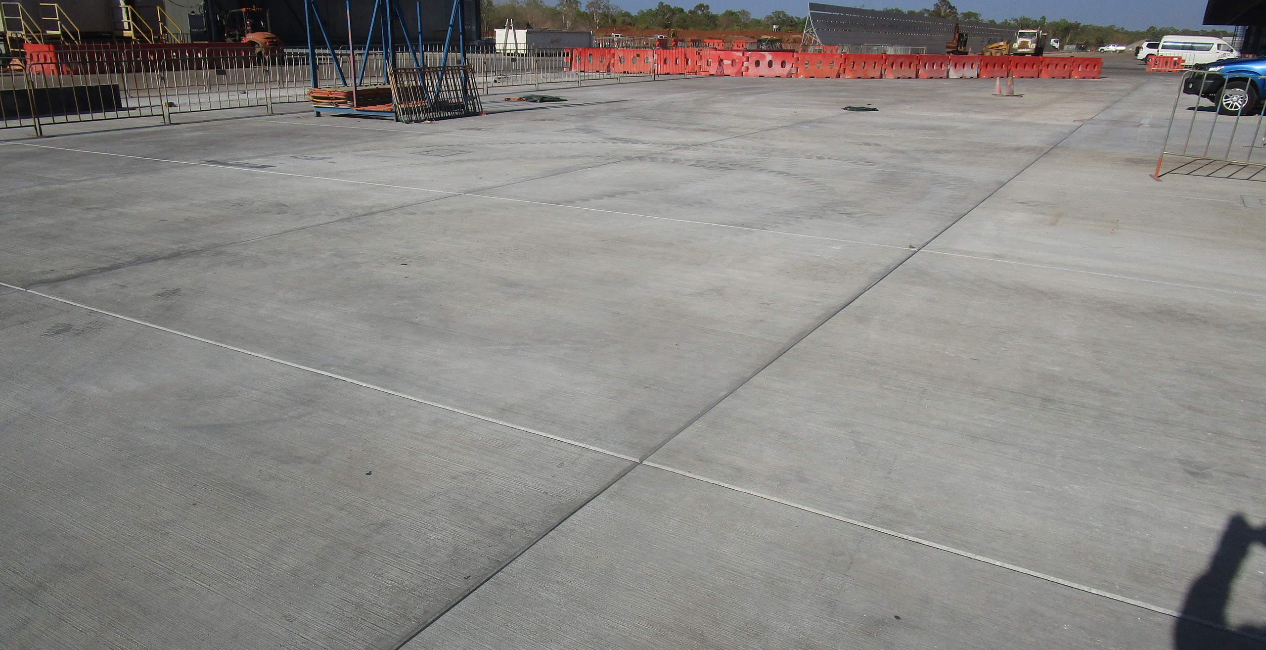 Mitcon-concrete-qld-RAAF-Tindal-project