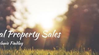 Rural Property Sales with Melanie Findlay