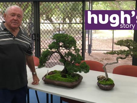 Volunteer Diaries: Hugh's Story