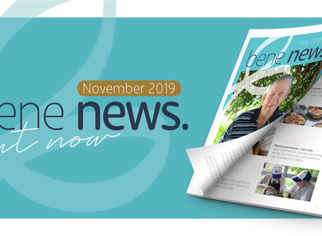 Bene News - November Edition