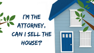 Can an Attorney sell assets?