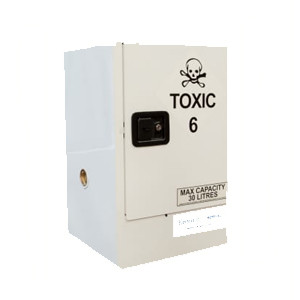 Toxic Substance Storage Cabinets