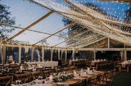 Wedding hire and styling