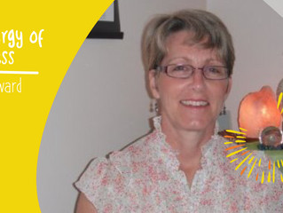 EP1: The energy of happiness with Marie Howard