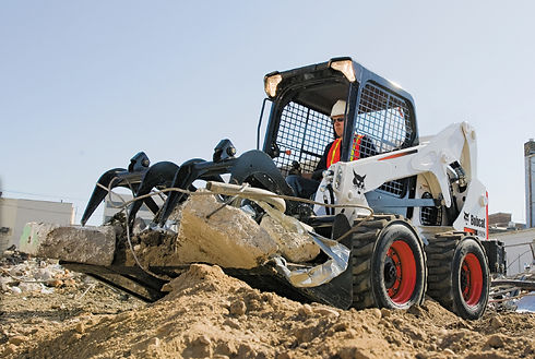 Farm and Garden Skid Steer Track Loaders Rockhampton