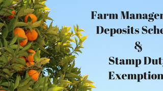 FMDs & Stamp Duty Exemptions Estate & Succession Planning