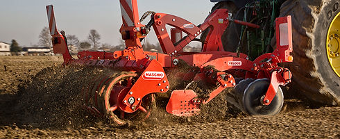 Farm and Construction Cultivation Seeding Tillage Emerald