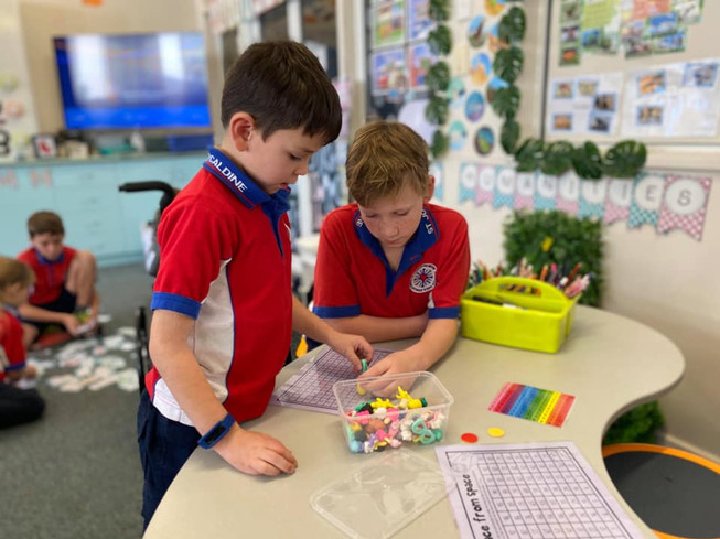 St Joseph's Catholic Primary School Barcaldine About