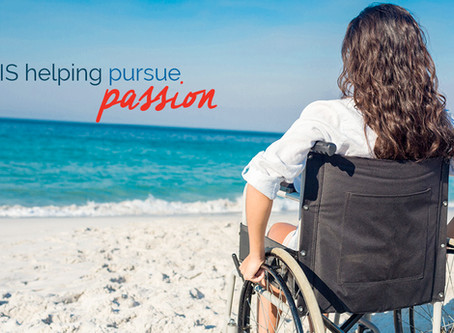 NDIS Helping Pursue Passion!