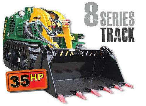 Kanga 8 Series Track Mini Skid Steer