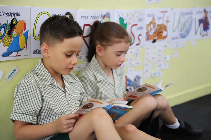St Joseph's Catholic Primary School North Mackay   Prep - Year 6