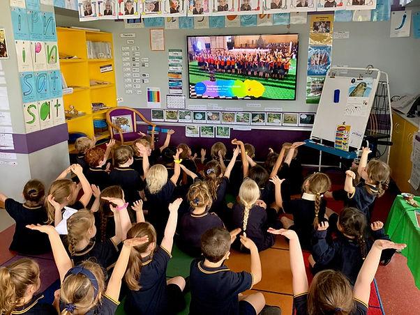 St Joseph's School Wandal School Routine