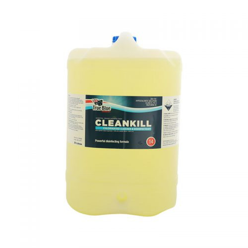 Hospital grade disinfectant and cleaner