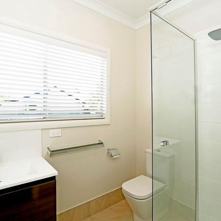 Oswald Street Bathroom