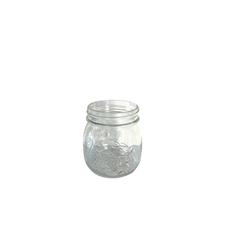 SMALL MASON JAR (9cm x 7cm)