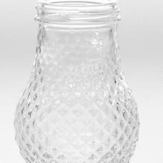 SMALL PINEAPPLE JAR VASE (10cm)