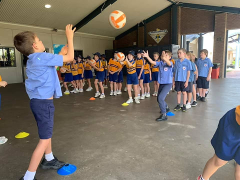 St Joseph's Catholic Primary School Barcaldine Sports Carnival