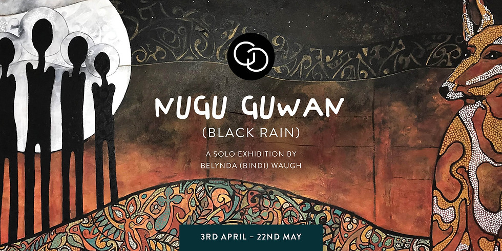 NUGU GUWAN Exhibition Opening 1