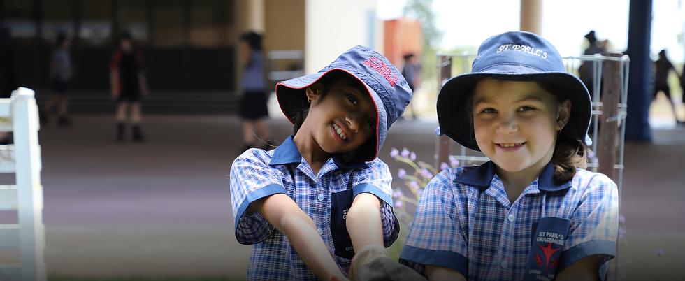 St Paul's Catholic Primary School Unifroms