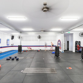 FITNESS AND TRAINING CENTRE