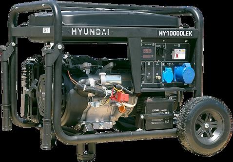 10kVA Hyundai HY10000LEK