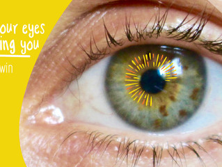 EP33: What your eyes are telling you: Iridology with Louise Kerwin