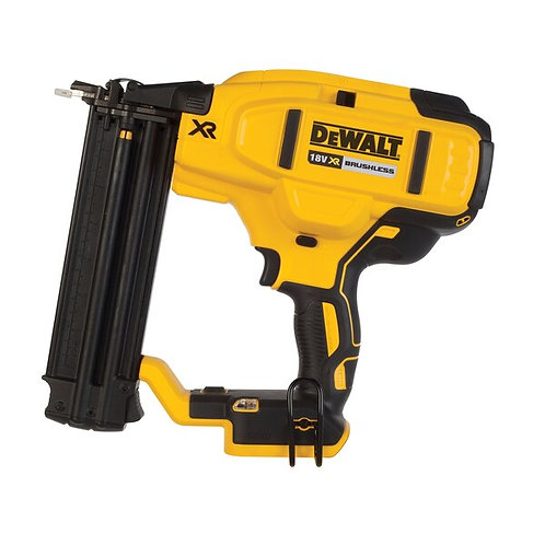 18V XR Li-Ion BRUSHLESS 18Ga C1 Brad Nailer - Bare Unit