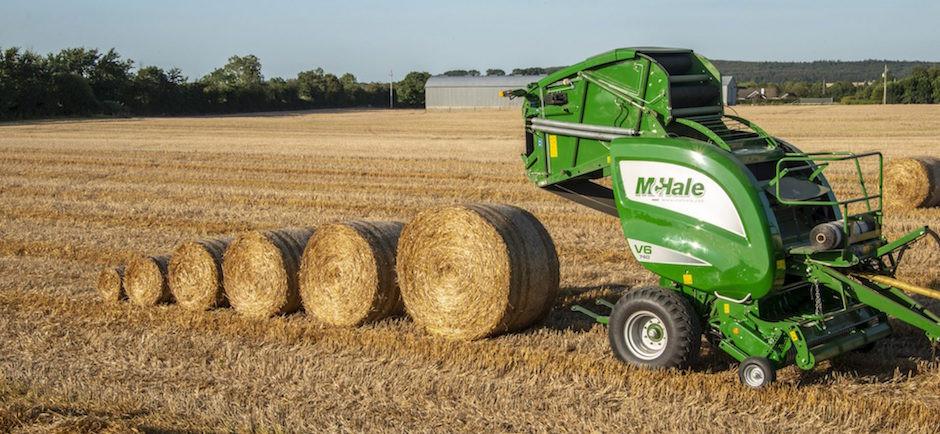 Farm and Construction McHald Dealer Emerald