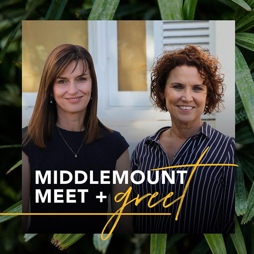 Middlemount Meet + Greet Morning Tea
