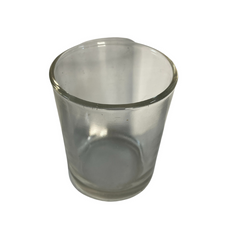 GLASS CLEAR TEALIGHT