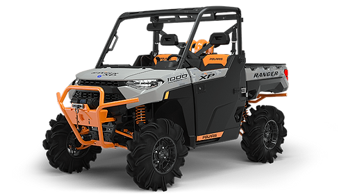 Limited Edition Polaris XP 100 High Lifter