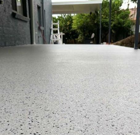 Residential Concrete Coatings