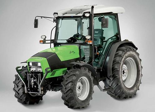 Deutz Fahr Agroplus 420 Profiline