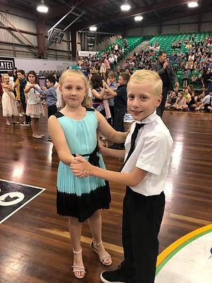 MacKillop Catholic Primary School Dance Fever