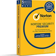 Norton Security - 5 devices
