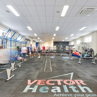HEALTH AND PERFORMANCE FACILITY