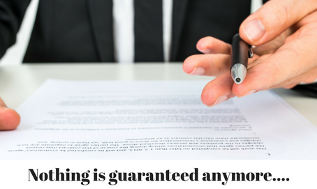 When is a Guarantee not a Guarantee?